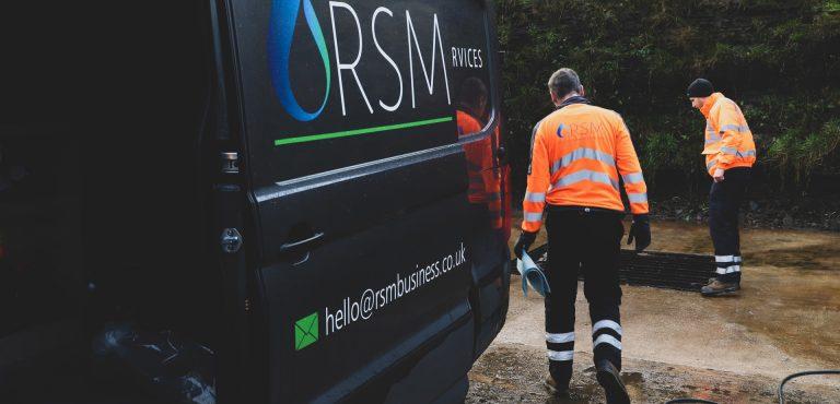 RSM Preventative Maintenance Header